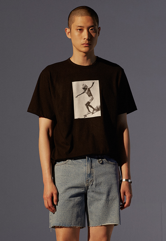Yourboyhood T-shirt_ Black
