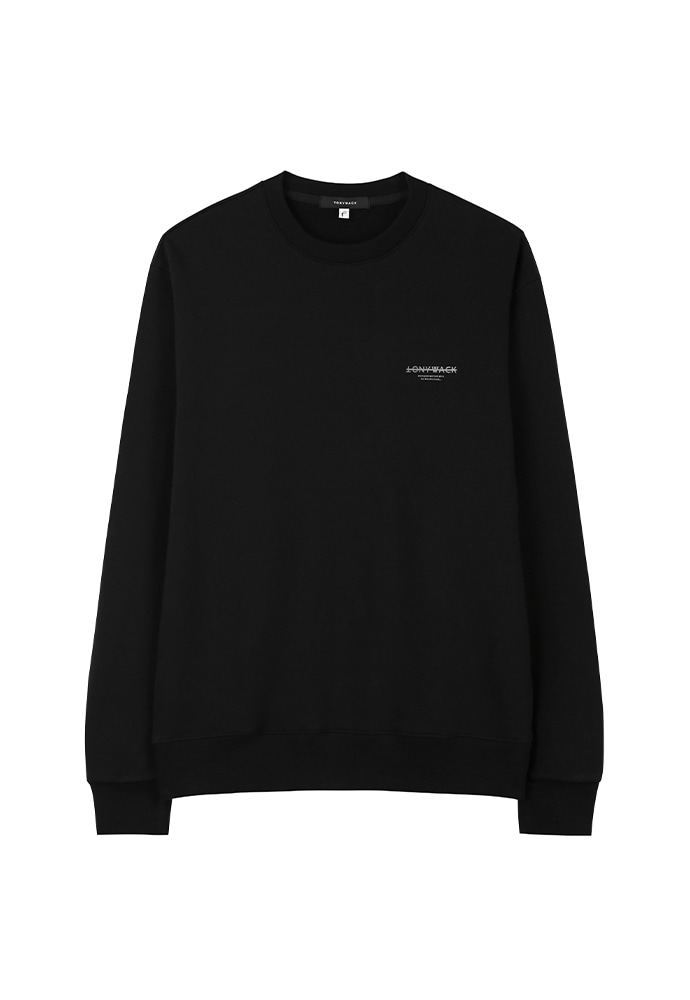Dept. Reflex Sweatshirt_ Black