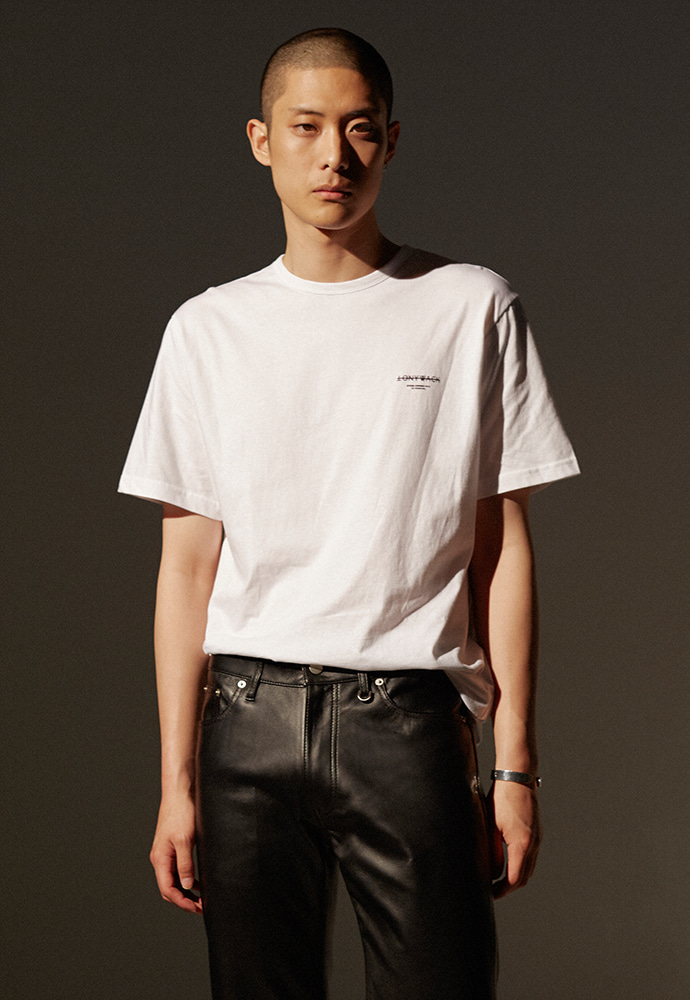 Dept Short-Sleeve T-Shirt_ White