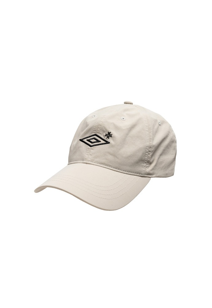 [TONYWACK X UMBRO] Nylon Ball Cap_ Cream
