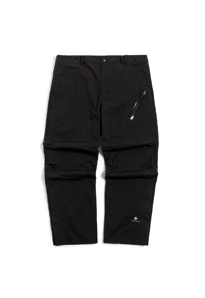 [TONYWACK X UMBRO] Flare Pants_ Black