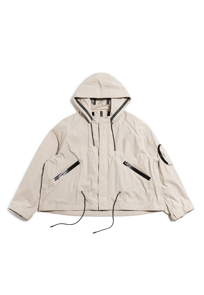 [TONYWACK X UMBRO] Full Zip-Up X Padding_ Cream