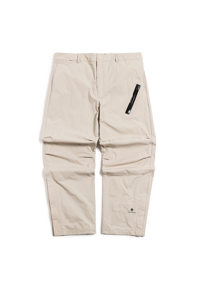 [TONYWACK X UMBRO] Flare Pants_ Cream