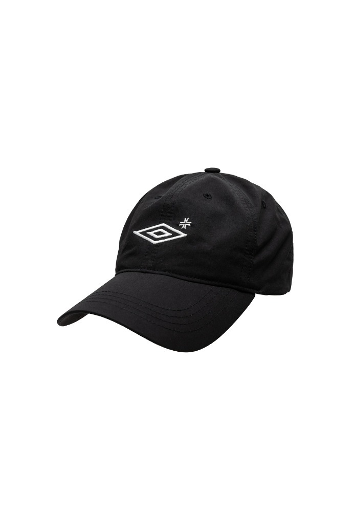 [TONYWACK X UMBRO] Nylon Ball Cap_ Black